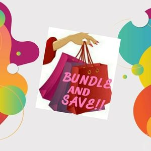 Add The favorites Items in a Bundle and Save!!!